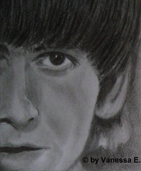 George Harrison by vany123